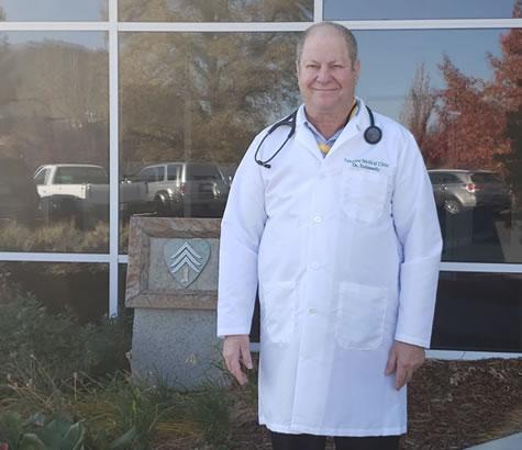 Dr. Rabinowitz in Siskiyou County, CA